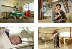 Fotoboek Geboortecentrum