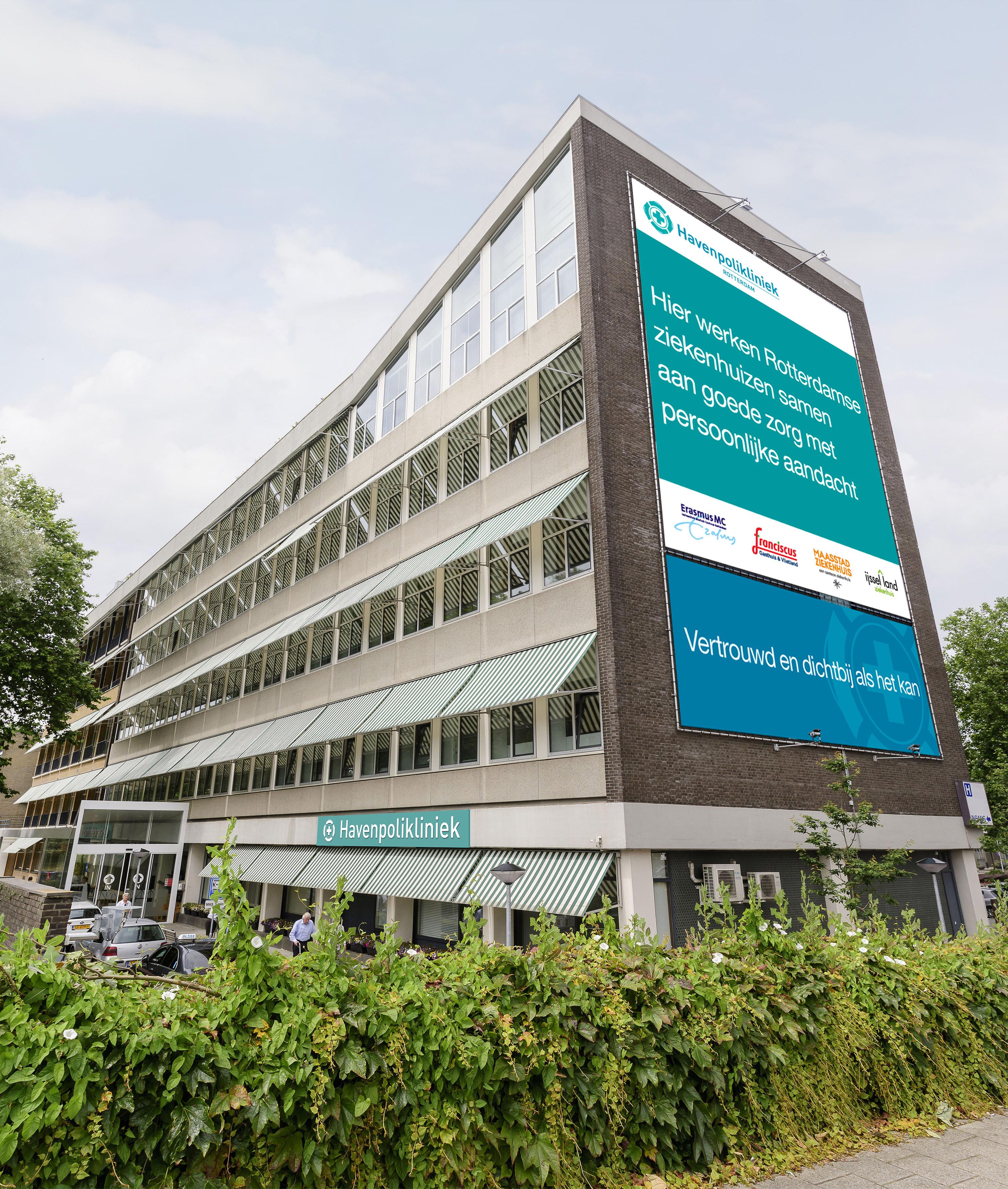 Havenpolikliniek Rotterdam - IJsselland Ziekenhuis